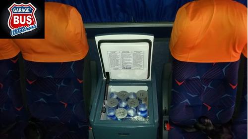 micro neobus thunder ano 2014 cabinado barato ref 961