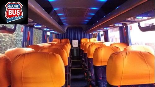 micro neobus thunder ano 2014 cabinado barato ref:26