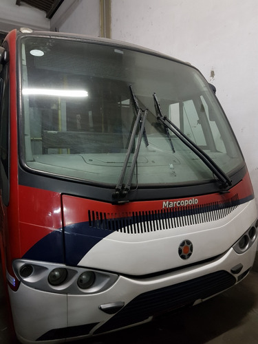micro-ônibus 2007 - mercedez bens 712 marcopolo