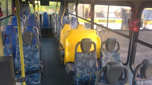 micro ônibus 2010 vw ibrava (volare w8/w9/v8/comil/senior)