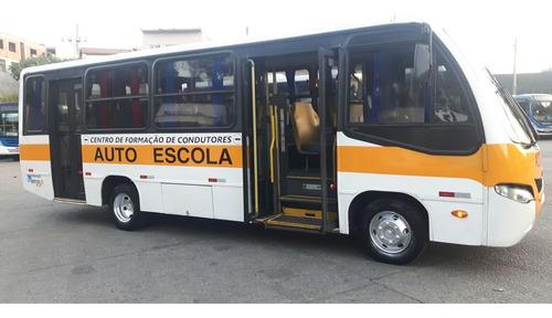 micro ônibus auto escola 2011 - pronta entrega