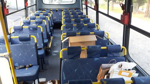 micro ônibus comil escolar 45 lugares 2011 - so 69.990