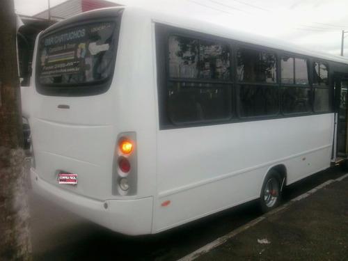 micro ônibus comil pia 26 lugares acessib- aceito troca
