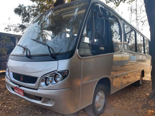 micro ônibus comil piá ano 2002 mwm 9-150 x10