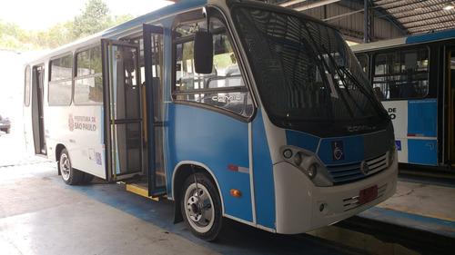 micro ônibus comil pia vw9160 2013 2013  22lug  2p  aurovel