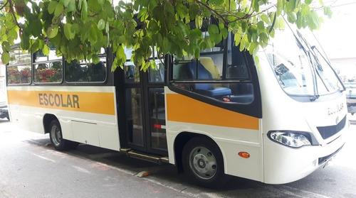 micro ônibus escolar ibrava - 35 lugares 2011 - so 64.990