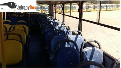 micro ônibus escolar marcopolo senior ano 2008 johnnybus