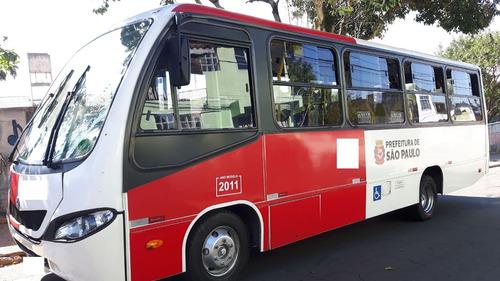 micro ônibus ibrava  2011 -  so 59.990