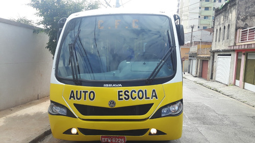 micro ônibus ibrava - padrão c f c 2011 - só 64.990