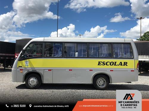 micro-ônibus marcopolo  2009 25 lugares