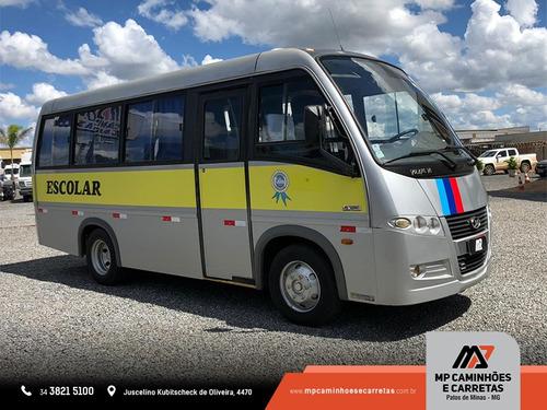 micro-ônibus marcopolo  diesel  2009