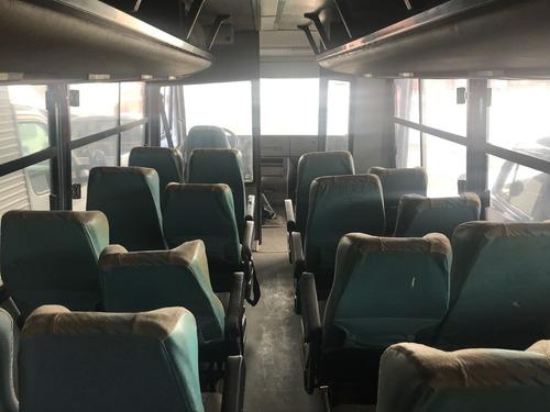 micro ônibus marcopolo senior 1997