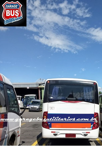 micro ônibus marcopolo senior volks ano 2007 oferta!ref.815