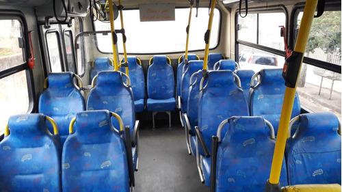 micro ônibus mascarello agrale 2010/10 24 lugares urbano
