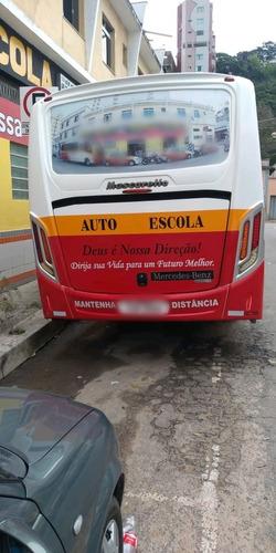 micro ônibus mascarello mercedes bens ref:027
