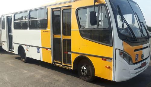micro ônibus mascarelo 2011 - c f c / escolar - so 59.900