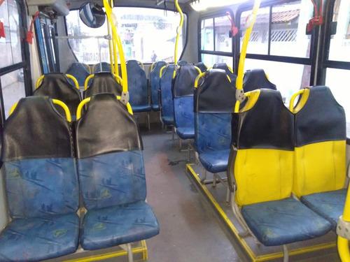 micro ônibus mercedez bens neobus lo-915
