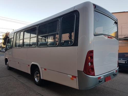 micro ônibus mpolo senior / m.benz 915 / 26 lugares / 2006