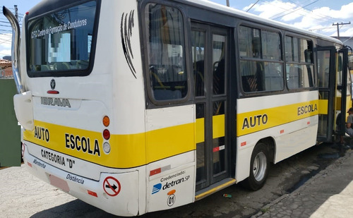 micro ônibus neobus  2012 - c f c / escolar - pronta entrega