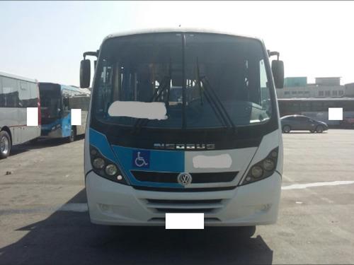 micro ônibus neobus - 2012 - c f c / escolar - só 65.000