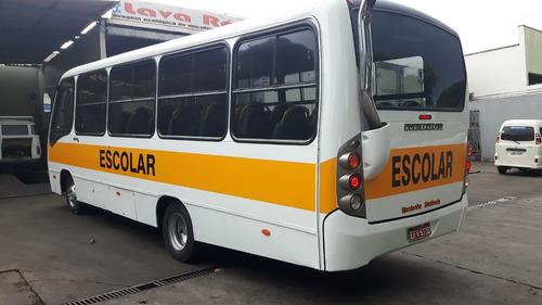 micro ônibus neobus escolar - 33 lugares - pronta entrega