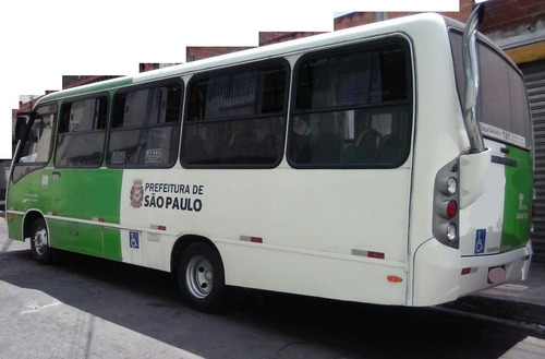 micro ônibus neobus thande mais vw