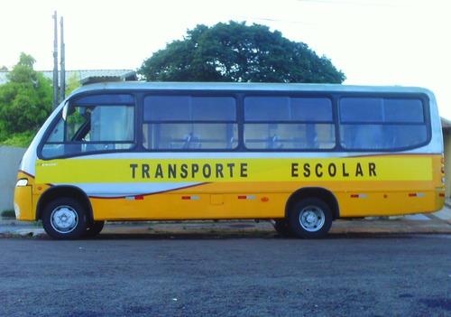 micro ônibus ônibus