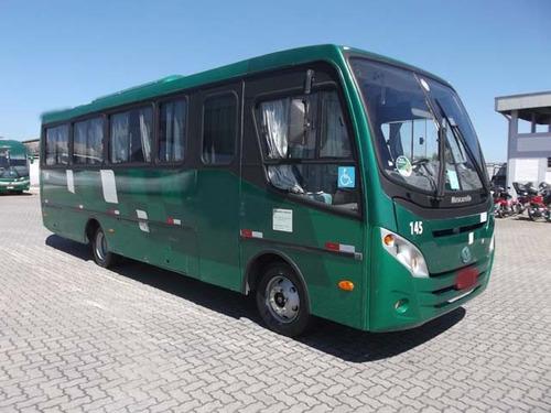 micro ônibus rodov. 2011 vw 9150 com 27 lug ar cond 110 mil