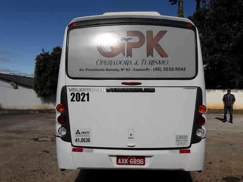 micro ônibus rodoviário 2013