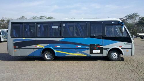 micro ônibus rodoviário caio foz (volare w8/w9/senior/comil)