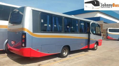 micro ônibus rodoviário comil piá - ano 2009 - johnnybus