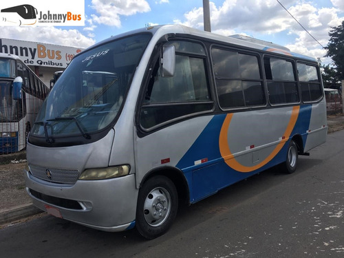micro ônibus rodoviário marcopolo senior ano 2000 johnnybus