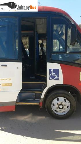 micro ônibus rodoviário marcopolo senior ano 2004 johnnybus