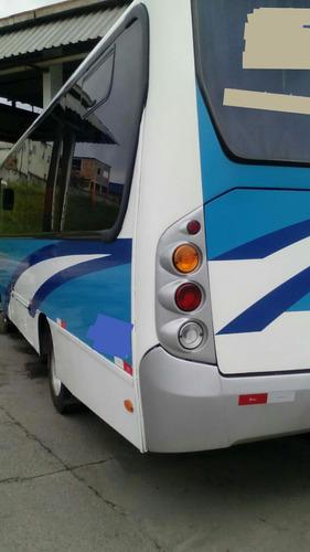 micro ônibus rodoviario neobus ano 2008 volks 29 lugares