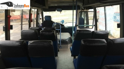 micro ônibus rodoviário volare a6 - ano 2000/00 - johnnybus