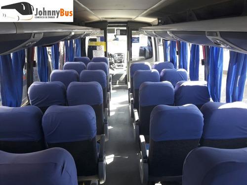 micro ônibus rodoviário volare w9 flyer ano 12/13- johnnybus