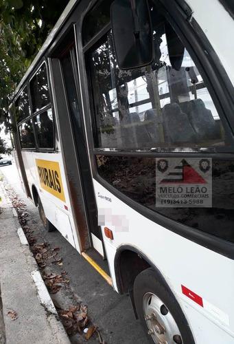 micro ônibus rural caio piccolo - 03/04 - 25 lugares
