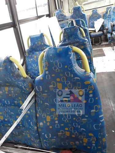 micro ônibus rural induscar foz - 06/06 - 28 lugares