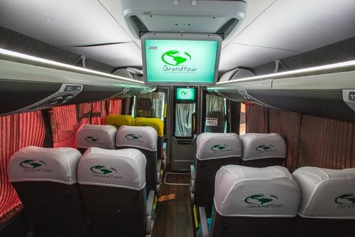 micro-ônibus senior 2015