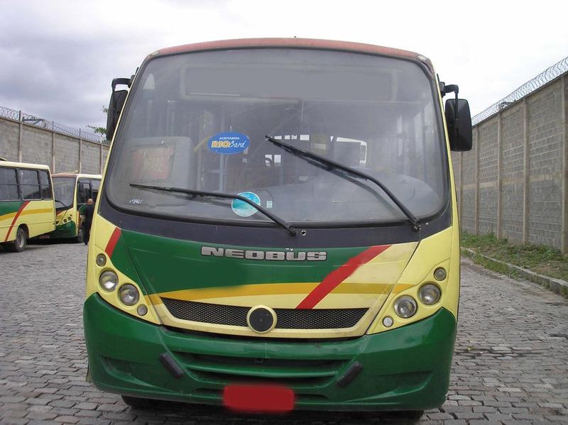 micro ônibus urbano 1 porta, 2005, mb 915, 32 lug, r$ 40 mil