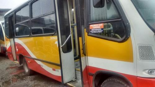 micro ônibus urbano  9150 temos volks e m.benz