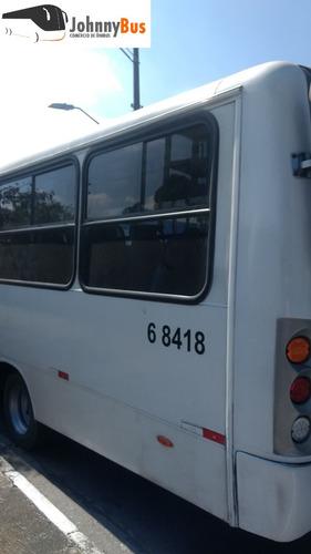 micro ônibus urbano comil pia - ano 2011/2012 - johnnybus