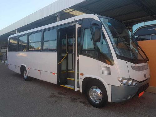 micro ônibus urbano marcopolo senior mb lo915 2008