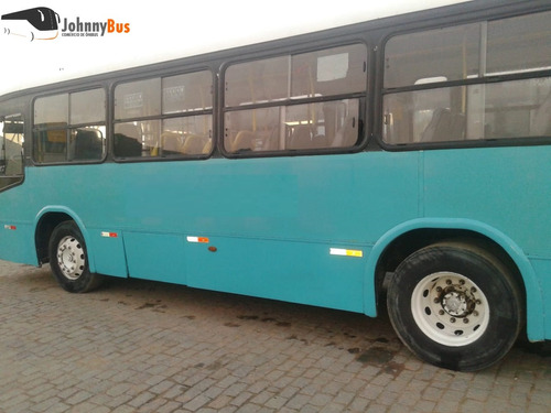 micro ônibus urbano marcopolo senior midi ano 2006 johnnybus