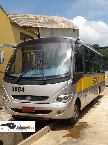 micro ônibus urbano mascarello grand micro 2005/05 johnnybus