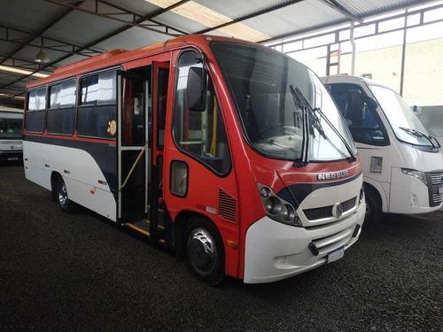 micro ônibus urbano neobus thunder mb lo915 ar cond. 2
