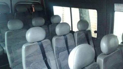 micro ônibus  van renalt master só fretamentos revisada