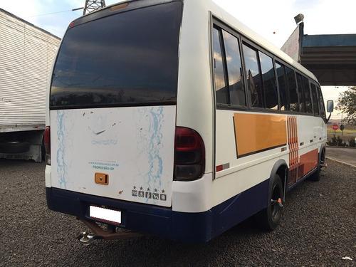 micro ônibus volare 2004