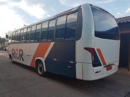 micro ônibus volare 2012 dw9 fly, mb lo 915, 29 lug, 140 mil