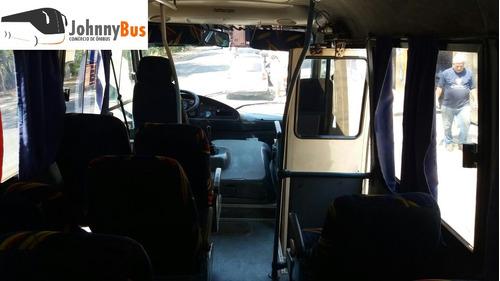micro ônibus volare a8 ano 2001 - johnnybus